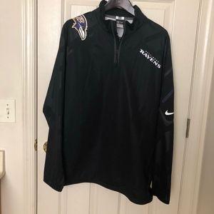 Official Ravens Jacket - Nike - excellent!